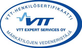 VTT Sertifikaatti